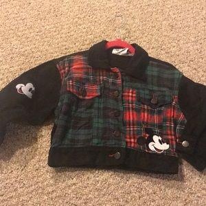 Vintage Mickey jacket
